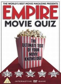 Empire: Interactive Movie Quiz - (Import DVD)