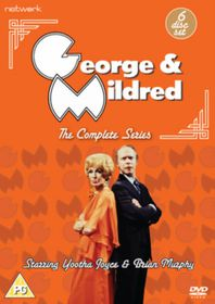 George and Mildred: The Complete Series (Box Set) - (parallel import)