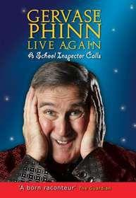 Gervase Phinn: Live Again - A School Inspector Calls (DVD)