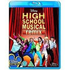 High School Musical (Remix) - (Import Blu-ray Disc)