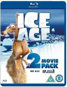 Ice Age 1 & 2 (Blu-ray)