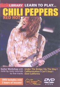 Learn to Play Red Hot Chili Peppers - (Import DVD)
