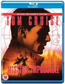 Mission Impossible - (Import Blu-ray Disc)