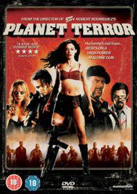 Planet Terror - (Import DVD)