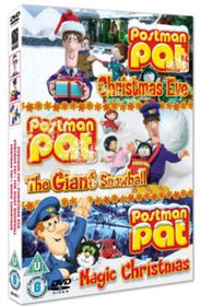 Postman Pat: Christmas Collection - (Import DVD)