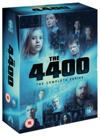 The 4400: The Complete Seasons 1-4 (Import DVD)