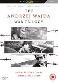 The Andrzej Wajda War Trilogy - (Import DVD)