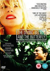 The Diving Bell and the Butterfly - (Import DVD)