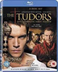 The Tudors - Season 1 (Blu-ray)