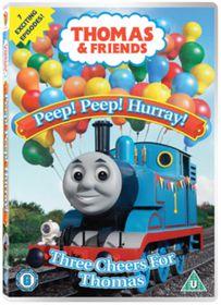 Thomas the Tank Engine and Friends: Peep! Peep! Hurray! - (Import DVD)