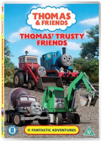 Thomas the Tank Engine and Friends: Thomas' Trusty Friends - (Import DVD)