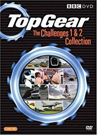 Top Gear - The Challenges 1 & 2 Collection (DVD)