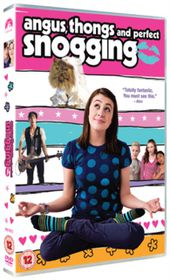 Angus, Thongs and Perfect Snogging (Import DVD)
