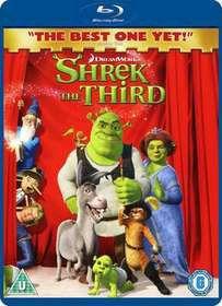 Shrek the Third [Region Free] (Blu-ray)
