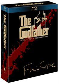 The Godfather Coppola Restoration (Blu-ray)
