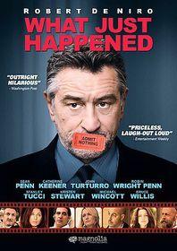 What Just Happened - (Region 1 Import DVD)