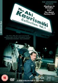 Aki Kaurismaki Collection: Volume 1 (Box Set) - (Import DVD)