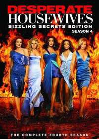 Desperate Housewives: Series 4 (DVD)