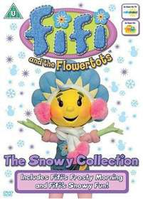 Fifi & The Flowertots Snowy Collection (DVD)