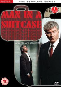 Man in a Suitcase: The Complete Series (Box Set) - (Import DVD)