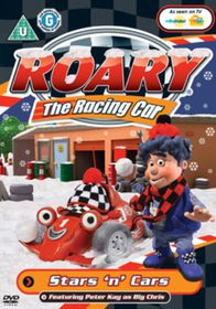 Roary the Racing Car: Stars and Cars - (Import DVD)