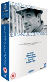 Screen Icons: Jean Paul Belmondo (Box Set) - (Import DVD)