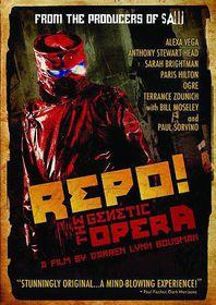 Repo the Genetic Opera - (Region 1 Import DVD)