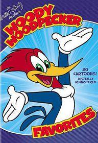 Woody Woodpecker Favorites - (Region 1 Import DVD)