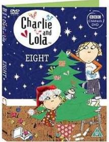 Charlie and Lola: Eight (Import DVD)