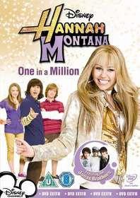 Hannah Montana: One In A Million (DVD)
