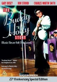 The Buddy Holly Story  (Special Edition) - (Import DVD)