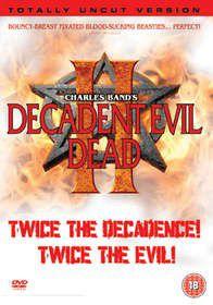 Decadent Evil Dead 2 (DVD)