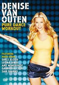 Denise Van Outen: Pure Dance Workout  - (Import DVD)