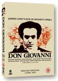 Don Giovanni: Paris Opera (Joseph Losey) (Box Set) - (Import DVD)