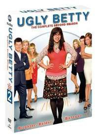 Ugly Betty Season 2 Boxset (DVD)
