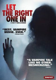 Let the Right One in - (Region 1 Import DVD)