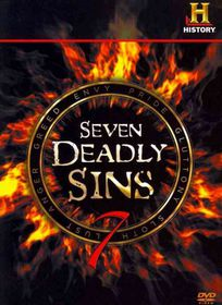 Seven Deadly Sins -(parallel import - Region 1)
