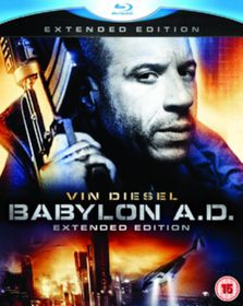 Babylon A.D. - (Import Blu-ray Disc)
