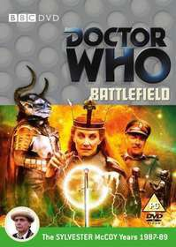 Doctor Who: Battlefield  - (Import DVD)