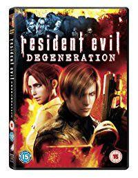 Resident Evil: Degeneration (DVD)