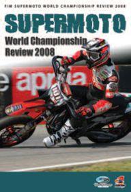 Supermoto World Championship Revie 08 - (Region 1 Import DVD)