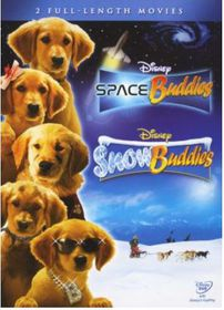 Space Buddies/Snow Buddies Boxset - (DVD)