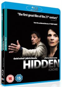 Hidden - (Region A Import Blu-ray Disc)