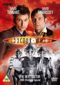 Doctor Who: The Next Doctor - 2008 Christmas Special - (Import DVD)