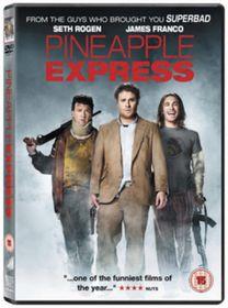Pineapple Express - (Import DVD)