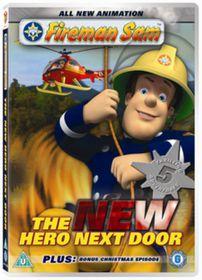 Fireman Sam: The New Hero Next Door - (Import DVD)