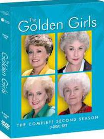 Golden Girls Season 2 (DVD)