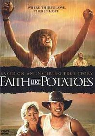 Faith Like Potatoes - (Region 1 Import DVD)