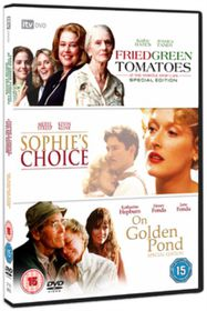 On Golden Pond / Fried Green Tomatoes / Sophie's Choice - (Import DVD)