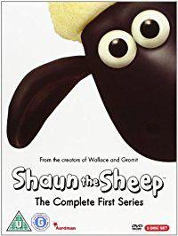 Shaun the Sheep - Complete Series 1 (DVD)